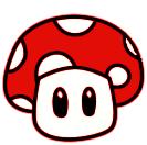 Mini Cute Mushroom by nuazka