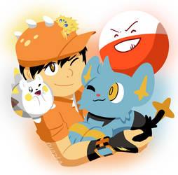 BBB x Pokemon (1/?)