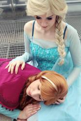 I got you, Anna by wynn-aura