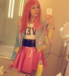 Hayley Williams Still Into You Cosplay