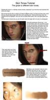 Skin Tones Tutorial