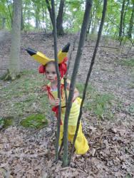 Pikachu Cosplay #2
