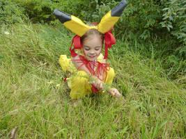 Pikachu Cosplay #3