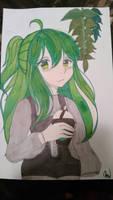 Green Coffee  by IAngelGamingI
