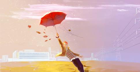 summer-autumn transition by Taro-K
