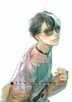 Symon Kain by Taro-K