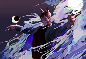 Werewolf by Taro-K