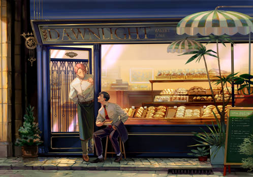 Commission: Bakery