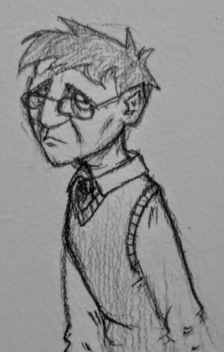 Professor Crane again by CheshyFreshy