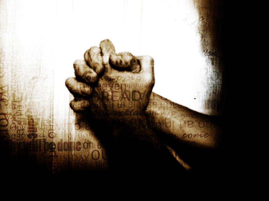 THE LORD'S PRAYER by navalatanjjnn