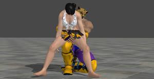 Zafina Knocked Out 2