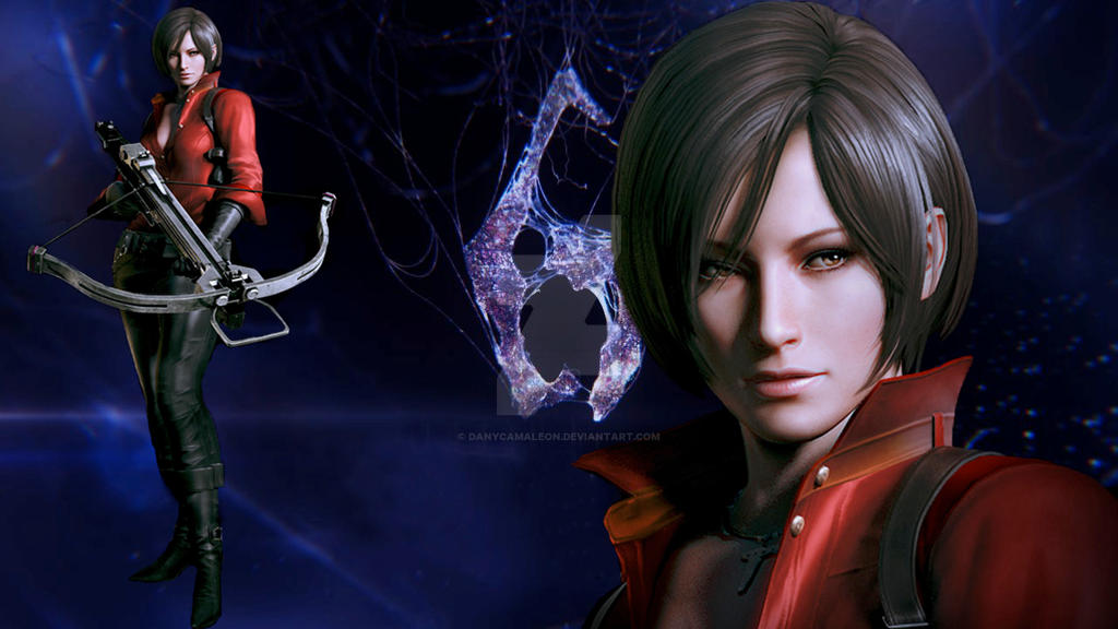 Resident Evil 6 Ada Wong Wallpaper By Danycamaleon On