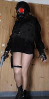lady hunk cosplay