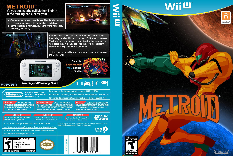 Hd wallpaper zelda - Wiiu Metroid Nes Remake By Nero Devilhunter On Deviantart