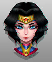 Wonder Woman by AceCantes