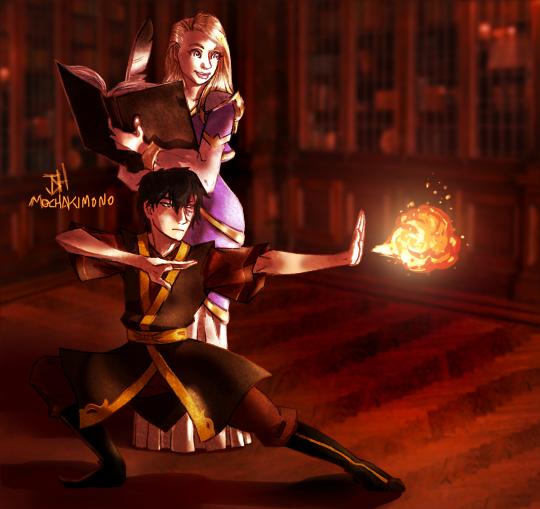 Marvelous Magic by JoJoBynxFwee