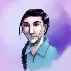New Van Portrait