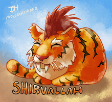 Warcraft Loa - Shirvallah