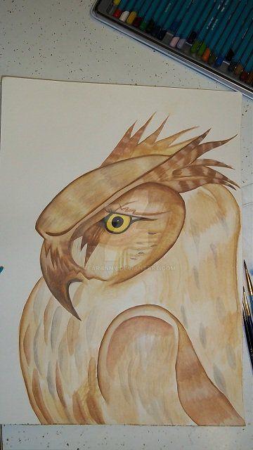 OwlforTimSandy by Tearanny