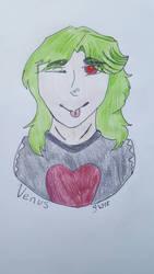 Venus by SapphireWiley