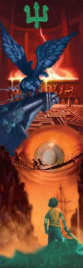 Percy Jackson Book Cover Art : Percy jackson covers by alter on deviantart