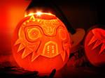 Zelda majora's mask Pumpkin