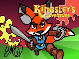 Kingsley Gimp Test by wallmasterr