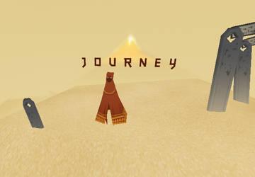 Journey De-make PS1 by wallmasterr