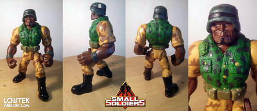 Butch Meathook custom small soldiers