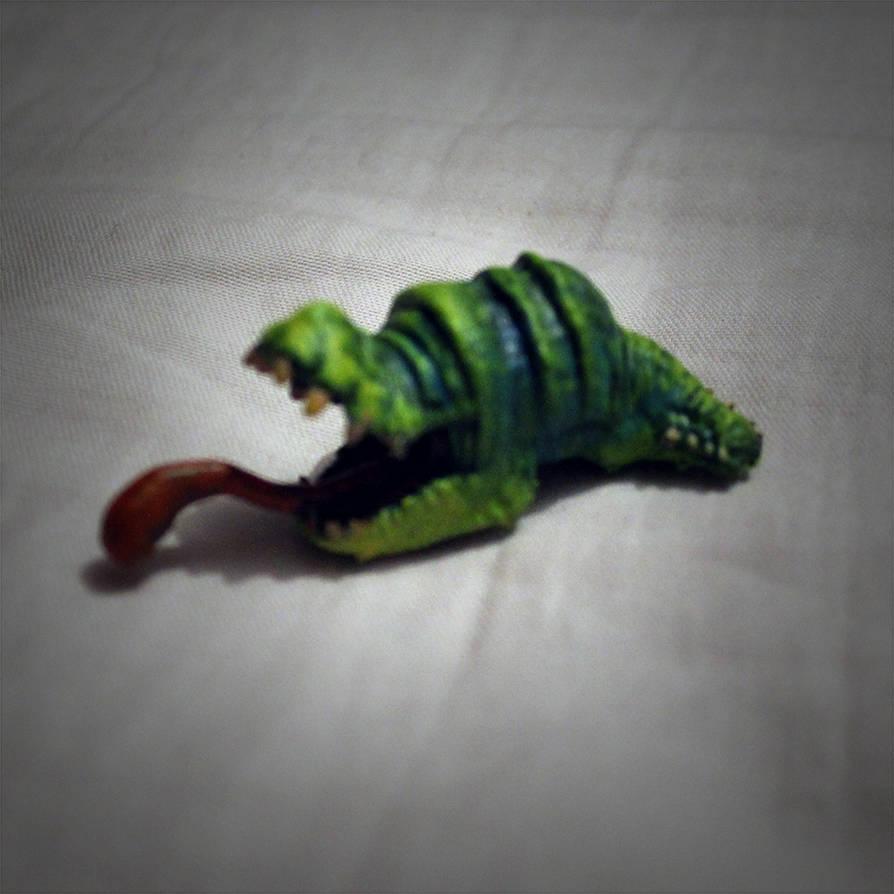Fleeche Oddworld 3d print and paint by wallmasterr