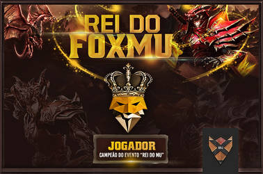 Banner Rei do FoxMu