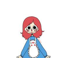 Raggedy Ann Doll Thing