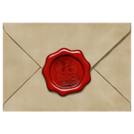 Steampunk Mail Icon