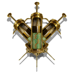 Steampunk Antivirus Icon Mk 3