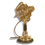 Steampunk Microphone Icon
