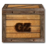Steampunk Victorian Compressed GZ file Icon Mk2
