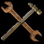 Steampunk Configuration Settings Icon Mk2