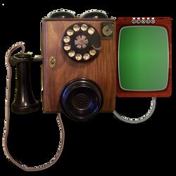 Steampunk Victorian Video Conference Icon