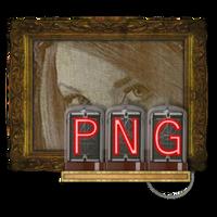 Steampunk Victorian PNG File Icon Mk3