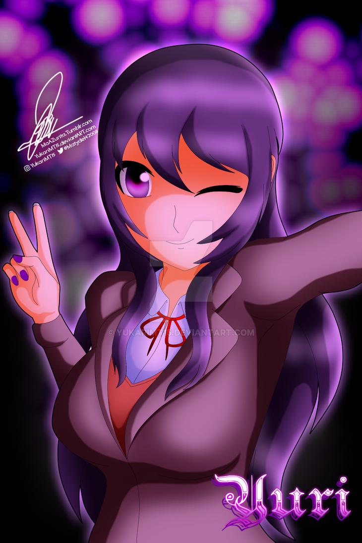 Fan Art: Yuri by YukariMT15