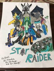 The Star Raiders.