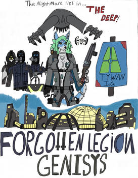 Forgotten Legion : Genisys