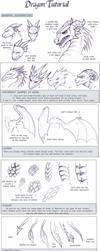 Dragon tutorial by Evolvana