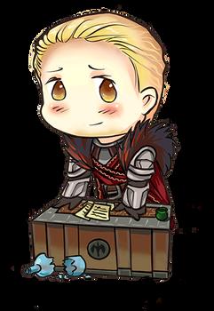 Chibi Cullen - Dragon Age : Inquisition