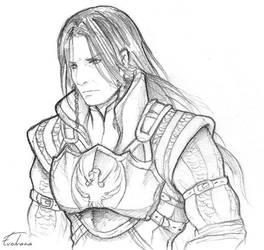 Loghain sketch