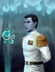 Grand Admiral Thrawn by Evolvana