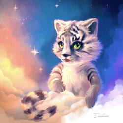 Baby Astral tiger v2