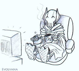 Grievous at home