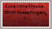 Myuca's Fate 1 Stamp by wilsonlicious