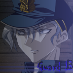 Guard B Icon by wilsonlicious